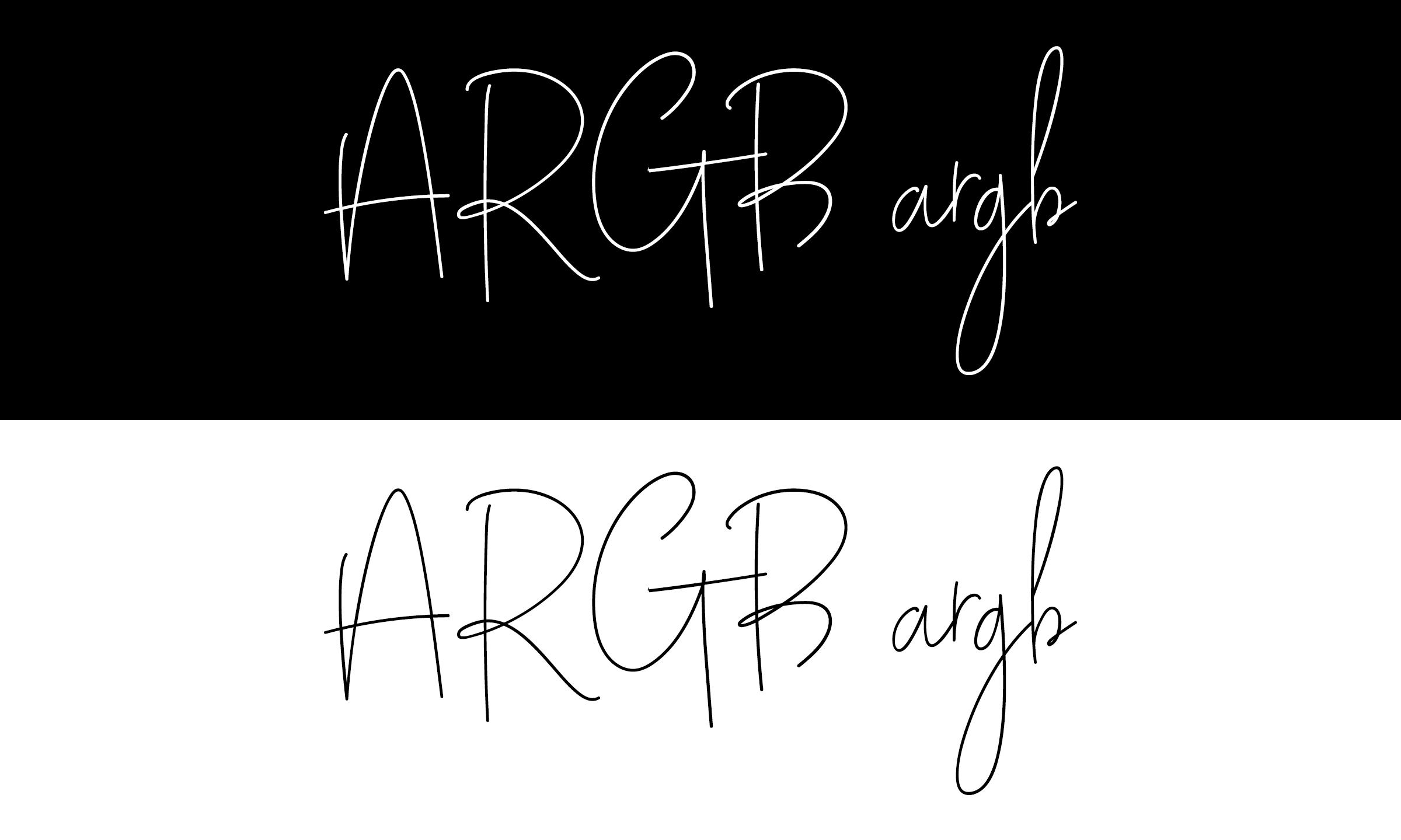 Web制作会社のデザイナーなら覚えておきたいサインのような英語フォント